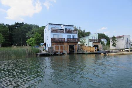 Ferienhaus Seepferdchen Hainer See - Ev