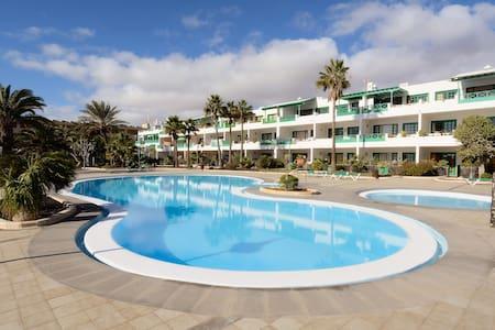 Bastian Costa Teguise Share Pool! - Apartamento