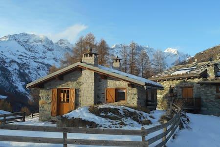 Chalet Duc Matterhon region CAV Champlève - Valtournenche - House