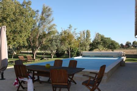 Villa au cœur de la campagne du Vaucluse - Villa