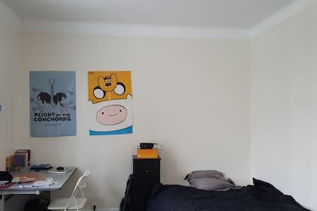 Chambre spacieuse et confortable - Haus