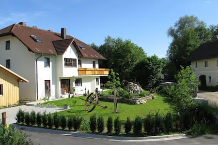 Ferienhaus Schlehmühle 1. OG oder DG - Rötz - Rumah