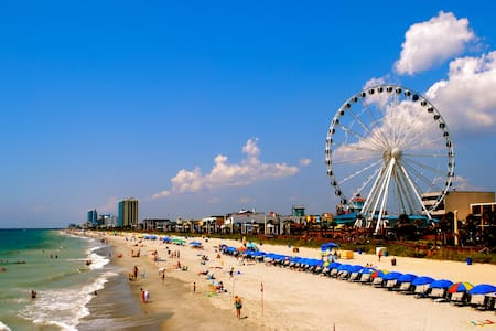 303-3bed/2bath*POOL*SPA Starts $225 - Myrtle Beach - 公寓