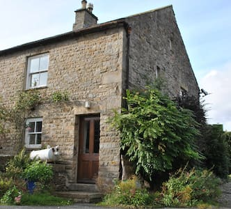 Comfy cottage in Carperby village, Wensleydale - Casa