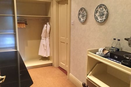 Historic Irish Townhouse. Super Deluxe Double Room - Kinsale - Guesthouse