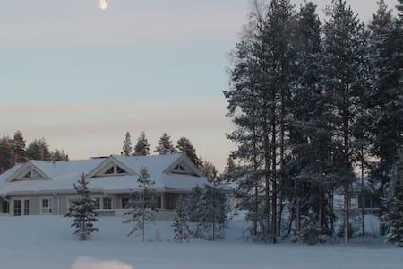 Сottage In Katinkulta (Hiekkaniemi) for New Year - Sotkamo - Ev