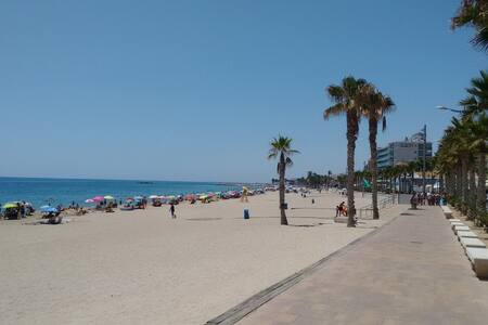 Villajoyosa Beach - La Vila Joiosa - Wohnung