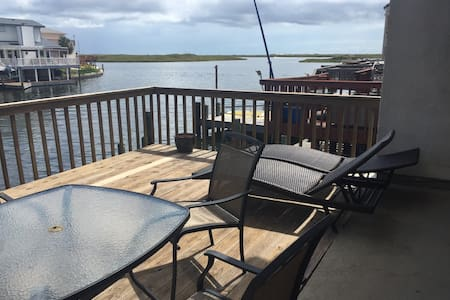 Waterfront Sun-filled Condo Getaway - Corpus Christi - Appartement en résidence