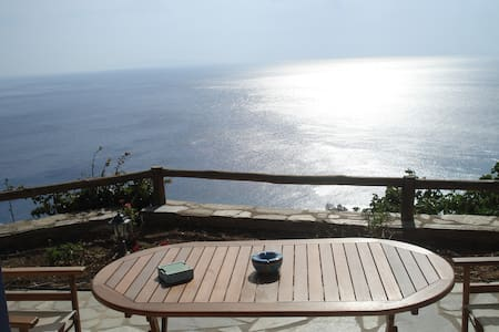 Amazing View and Tranquillity - Andros - House