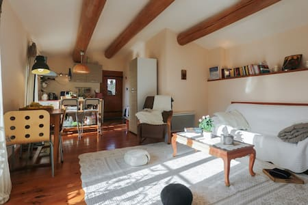 Cottage overlooking forcalquier - Forcalquier