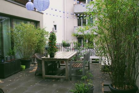 Private room in a cosy shared flat in city centre - Luzern
