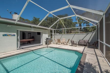 Beautiful Cocunut Creek Home - Naples - Hus