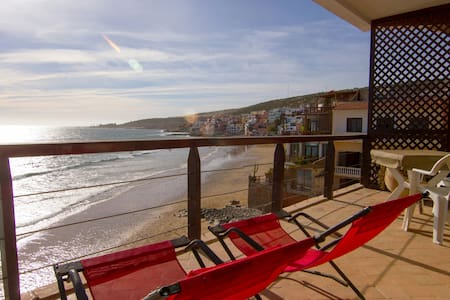 Panorama Bel appart bord de mer - Taghazout - Wohnung