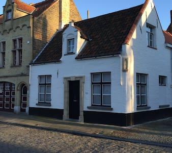 Original medieval house in Bruges - Bruges