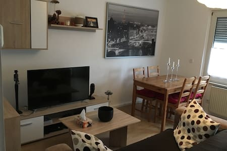 Comfy apartment in the center of dortmund - Apartment