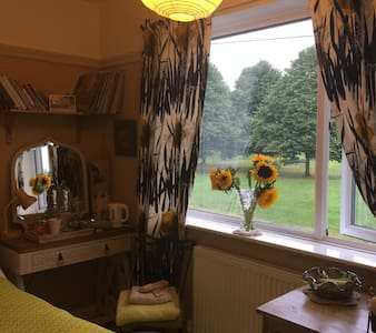 Friendly house, private room, antique decor. WIFI - Hereford
