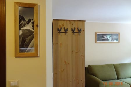 Just renewed cozy Studio,  2-3 beds - Courmayeur