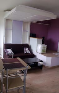 Vannes Centre Port, avec place parking privative - Apartment