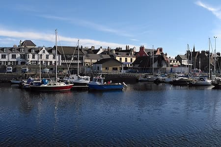 Home in the heart of Stornoway - Stornoway - Huis