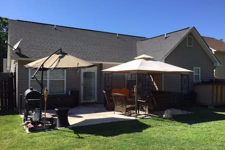 Spartanburg, SC - Clean and Quiet Home - Moore