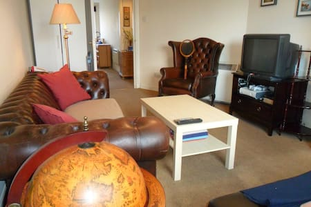 Bright room to let near city center. - Pis
