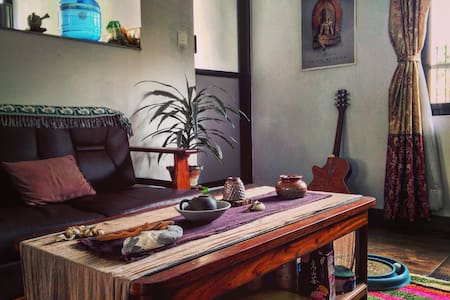 Serene Home Stay With Dharma Bum In Boudhanath - Apartment