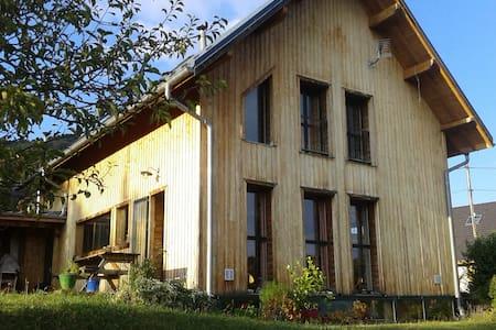 Maison contemporaine Parc régional de Chartreuse - Sarcenas - House