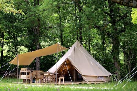Tente Lodge Sybley 4/6 personnes - Teltta