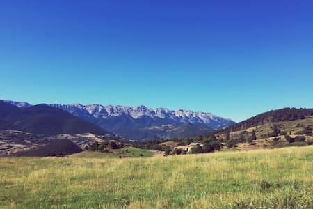 Casa rural con encanto en Prullans - La Serra