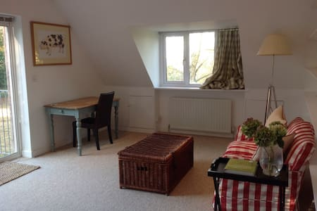 Spacious Studio Apartment - Hungerford