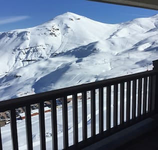 Valle Nevado SKI Resort Apt SKI IN-OUT Vista - Las Condes - Appartement