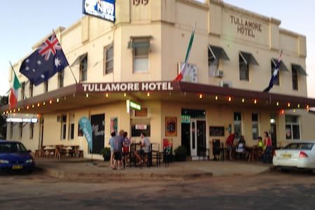 Hotel loaded with personality - Tullamore