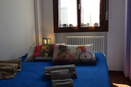 Bright and cozy single/double room - Vicenza - Wohnung