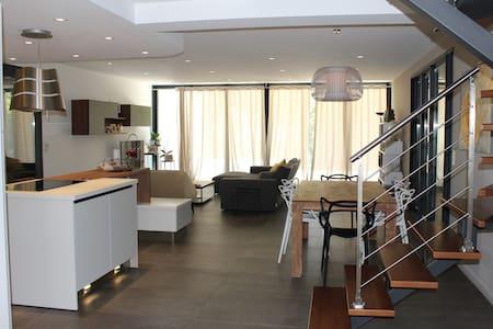Habitacion en casa contemporanea cerca de Cannes - Opio - Haus