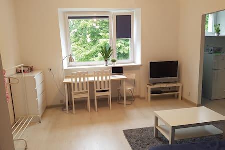 Un apartamento para quatro personas - Gdynia