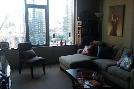 Perfect Apartment- Downtown Seattle