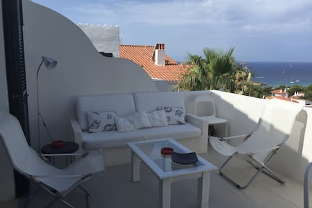 Your view to the Mediterranean - Wohnung