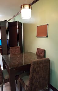 Fully furnished condo unit - Dom