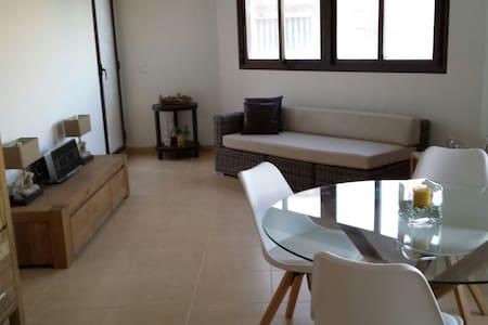 Nuevo piso en centro de Onil con buenas vistas - Onil - Apartamento