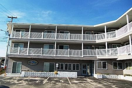 6 Ashworth Avenue - Hampton Beach - Appartement en résidence