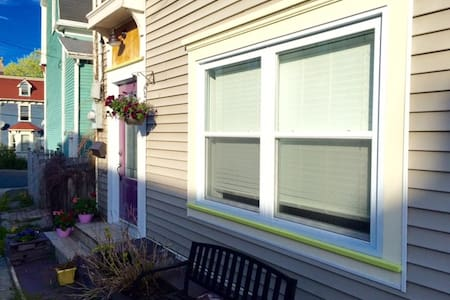 Jellybean row + heart of downtown + baby friendly - Apartment