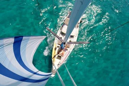 Sailboat adventure - Surf/sail/SUP/fish/yoga - Bocas town - Boat