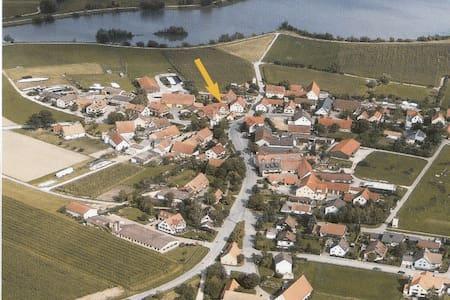 Ferienwohnung zur Schmiede direkt am Altmühlsee - Gunzenhausen - Wohnung