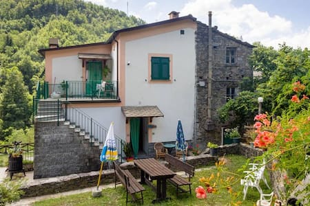 Apartament near Chiavari - Borzonasca  - Bed & Breakfast