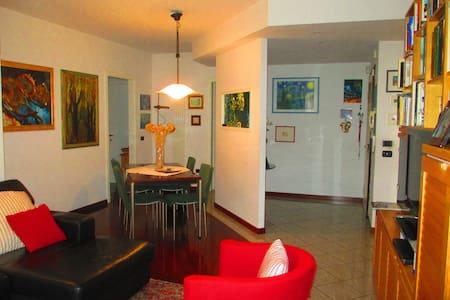 camera singola sulle colline bolognesi - Appartement