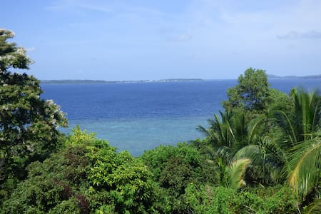 Steps to sea for up to 8 guests! - Bocas del Toro Province