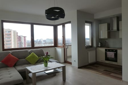 Apartment for 4 people in Krakow - Appartement