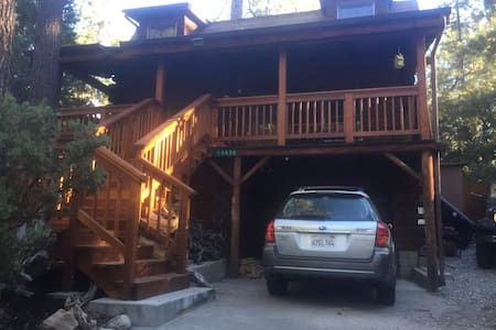 Musician and pet friendly! - Idyllwild-Pine Cove - 独立屋