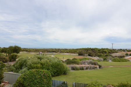 Beachfront home with amazing views - Jurien Bay - Casa