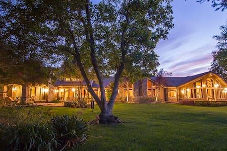 Gemstone Ranch - Ojai, CA - Ház